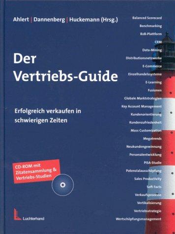 Vertriebs-Guide 2003.Neue Strategien - Fallbeispiele - Services