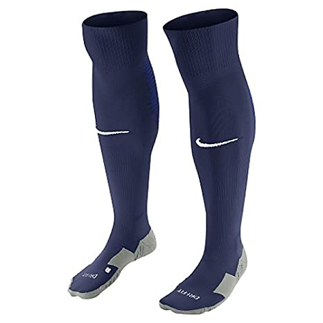 Nike U Nk Matchfit OTC-Team Calcetines, Hombre, Azul (Midnight Navy/Game Royal/White), S: Amazon.es: Deportes y aire libre