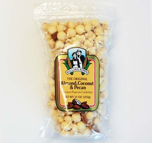 Killian Korn Original Almond Coconut and Pecan Popcorn