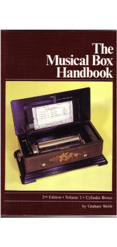 The Musical Box Handbook: Vol 1: Cylinder Boxes (2nd Edition)