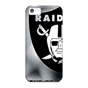 LJF phone case High-quality Durability Case For ipod touch 4(oakland Raiders)