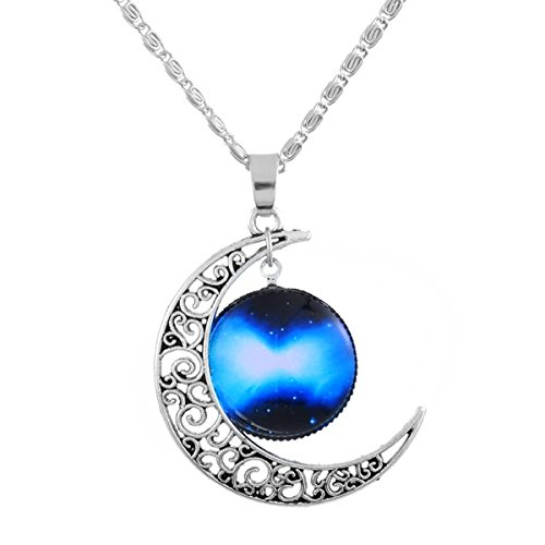 HOUSWEETY 1PC Time Gem Pendant