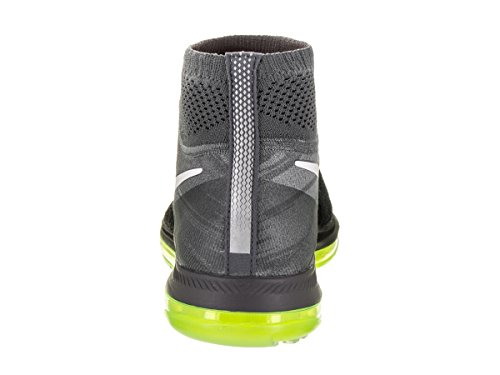 Flyknit Nike Cool Zoom Homme Grey Chaussures de Running Out All Volt White Black Entrainement xBtqw1Bg
