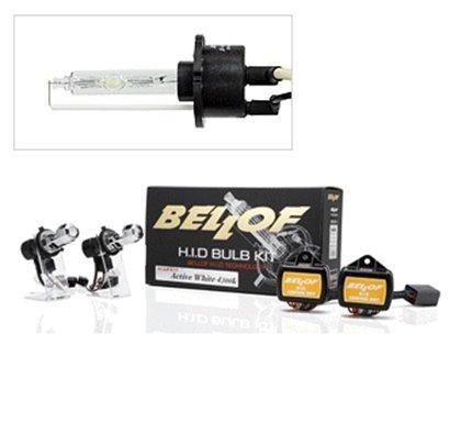 BELLOF(ベロフ) ヘッドライト HID HB3/HB4 4300K AMC205 【バルブキット】(アクティブホワイト) HIDバルブ B00CY0QIXM