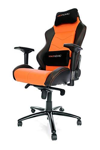Maxnomic Dominator Orange Premium Gaming Office