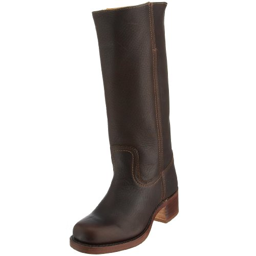 FRYE Women's Campus 14L Boot, Blazer Brown, 6.5 M US