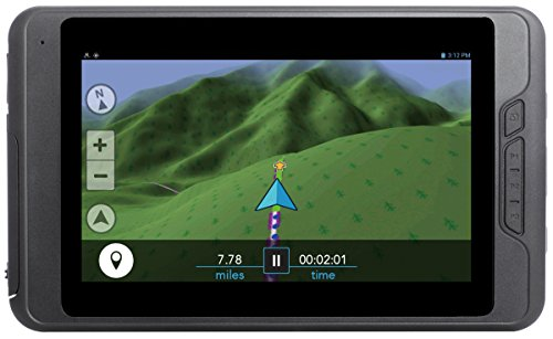 Magellan TRX7 CS Dual Mount Trail and Street GPS Navigator (TN1740SGLUC)