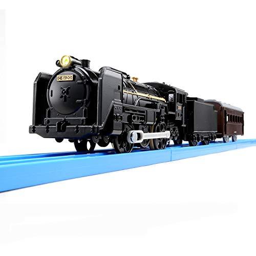 (Tomica PraRail S-29 Steam Locomotive Type C61-20 with Head Light (Model Train))
