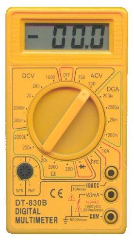 Neiko 40508 830b Digital Multimeter Ac Dc Voltage Dc
