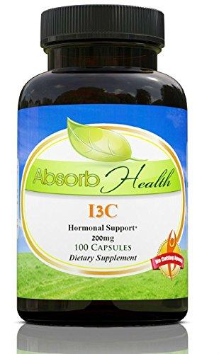 I3C indole-3-carbinol | | 200mg 100 Capsules | Hormonal santé | Gérer excès d'œstrogènes