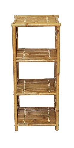 Price comparison product image Bamboo54 5470,  Shelf Bamboo End Table