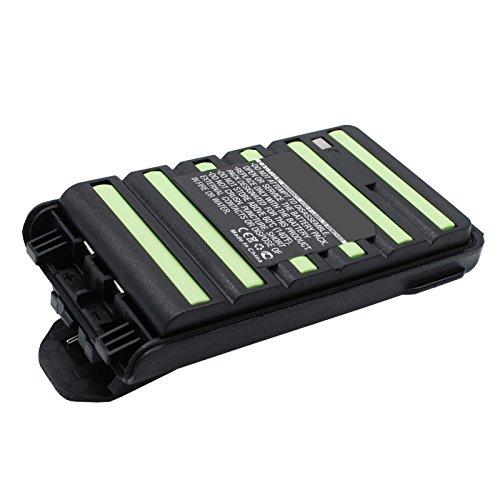 5x Exell 7.2V 1800mAh Ni-MH FRS 2way Radio Battery Fits Icom BP-264, BP264, IC-F3001, IC-F3002, IC-F3003, IC-F3101D, IC-F4001, IC-F4002, IC-F4003, IC-F4101D, IC-T70, IC-T70A, IC-T70E by Exell Battery (Image #4)