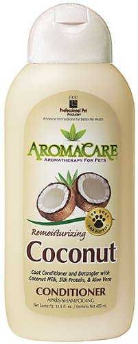 Ppp Pet Aroma Care Coconut Milk Conditioner  13 1 2 Ounce