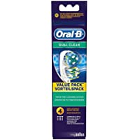 Oral-B Vitality Dual Clean - Replacement Brushes for Electric Toothbrush