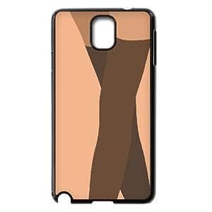 Stockings Samsung Galaxy Note 3 Case, [Black]