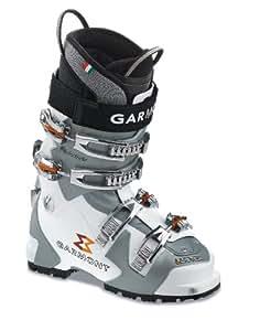 Garmont Women's Luster Ski Boot (White/Blue Pearl, 23.0 Mondo)