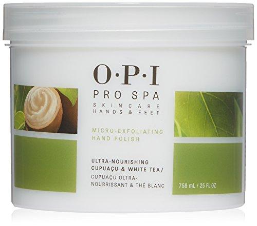 OPI ProSpa Micro-Exfoliating Hand Polish, 25 Fl Oz