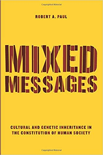 Studies Send Mixed Messages On >> Amazon Com Mixed Messages Cultural And Genetic Inheritance In The