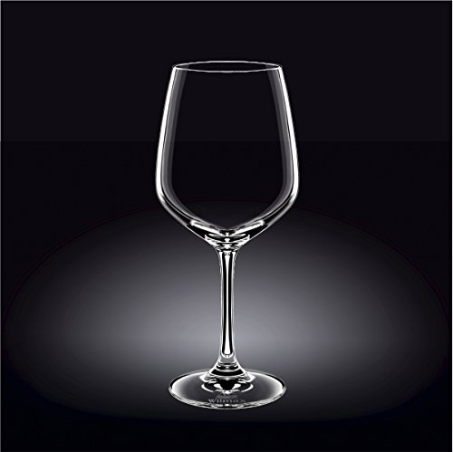 Wilmax 888020 630 ml Wine Glass Set of 644; Pack of 4 by Wilmax