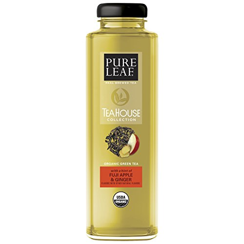 Pure Leaf Pure Leaf Teahouse Collection Organic Green Tea with a Hint of Fuji Apple and Ginger (14 F