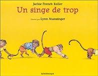 Book's Cover ofUn singe de trop