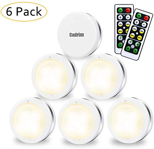 Cadrim Puck Lights LED
