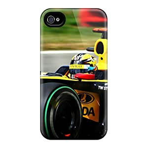 AndrewWMorton DclDNGN7345ymept Case For Iphone 4/4s With Nice Kubica Appearance