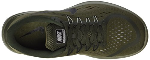 Nike RN Olive Basses Dust Homme 2017 Flex Multicolore Sequoia Sneakers 001 Black Medium wwqCZr