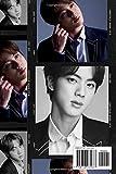 Kim Seokjin photobook: bangtan boys dicon
