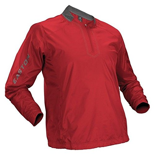 Easton Boys MAGNET LONG SLEEVE BATTING JACKET YRD Youth Large
