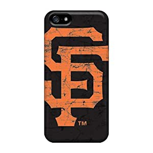 Apple Iphone 5/5s CIE14063FJZA Customized Nice San Francisco Giants Pattern Shock-Absorbing Cell-phone Hard Cover -CharlesPoirier