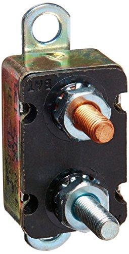 Cole Hersee Circuit Breaker (Cole Hersee 30055-15-BP 15 Amp 12V Circuit Breaker (Met Brk Hwd))