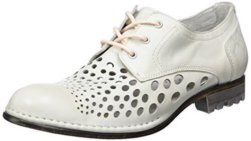 Goldmud Kolpino Summer Lady - Zapatos Derby Mujer Varios Colores - Mehrfarbig (casta white/coquille)