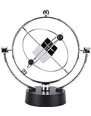 GOTOTOP Desk Decoration, Magnetic Swing Kinetics Orbital Craft Desk Decoration Newtons Pendulum