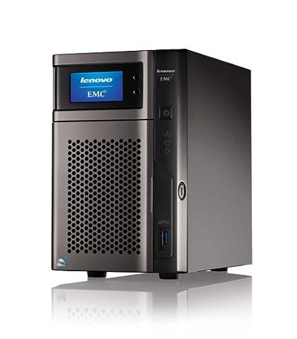 Lenovo PX2-300D Diskless Network Storage (70BA9004NA) (Nas Drive Lenovo)