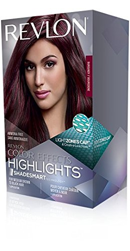 Revlon Color Effects Highlights Hair Color - Burgundy - oz