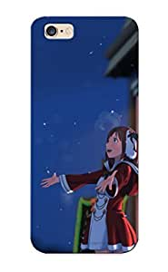 71786f15157 Case Cover, Fashionable Iphone 6 Plus Case - Original Christmas Cojibou Night Original Snow Thighhighs Zeai Ryouiki