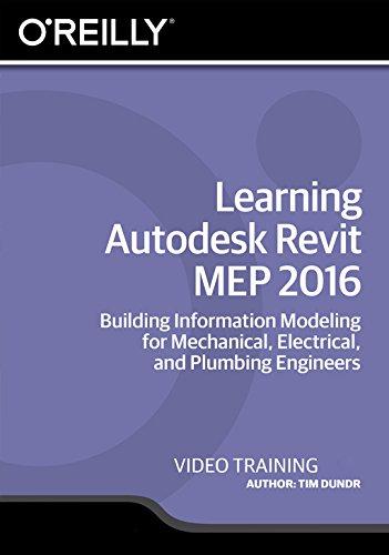 Learning Autodesk Revit MEP 2016 [Online Code]