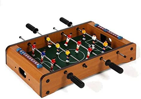 BigBuy Fun- Futbolin de Sobremesa Madera (51 x 31 x 10 cm) (8422259175155): Amazon.es: Juguetes y juegos
