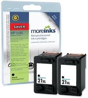 2 cartuchos de tinta para impresora HP Deskjet D2460, color ...