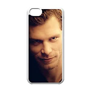 TOSOUL Print Joseph Morgan Pattern PC Hard Case for iPhone 5C