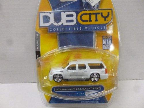 - Dub City Collectible Vehicle '07 Cadillac Escalade ESV
