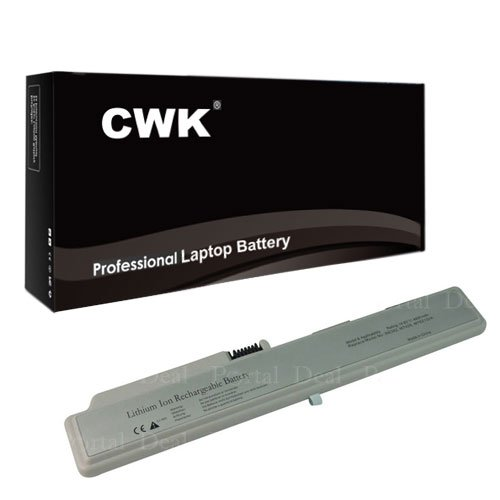 CWK® New Replacement Laptop Notebook Battery for Apple iBook G3 12 M7721LL/A 661-2436 M6392 M7426 Apple iBook 661-2395 661-2436 M6392 M7426 M7462G M7462GA M7462G/A Apple iBook m2453 1999 2000 m7621 M7621GA M7621GB M6392 M6411 M7426 Apple iBook M2453 M6392 M7426 M7462G M7621 M7621G M6411 M7720 M7721 Apple iBook Clamshell M2453 M6392 M7426 1999 2000 M7462G/A