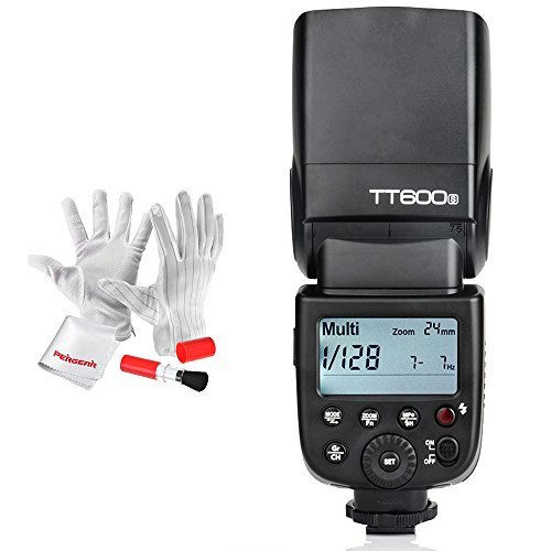 Godox Thinklite TT600S GN60 Camera Flash Speedlite with Built-in Godox 2 4G Wireless X System for Sony Cameras with Multi Interface Shoe 0 1-2 6s Recycle Time 230 Full Power Flashesの商品画像