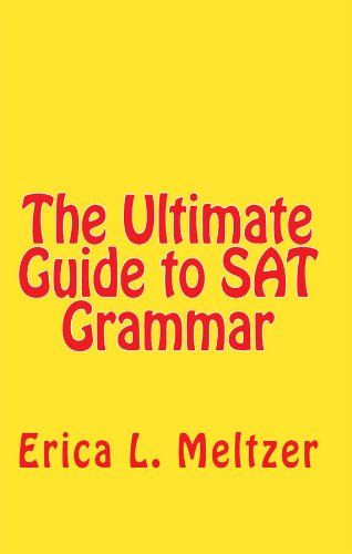 Amazon the ultimate guide to sat grammar ebook erica meltzer the ultimate guide to sat grammar by meltzer erica fandeluxe Gallery
