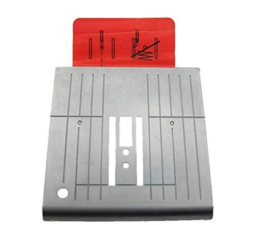 (Sewingoodies Bernina Original Straight Stitch Needle Plate for Models 1000 1000+ 1001 1004 1005 1006 1008 1010 1011 1015 1020 1030 1031 1070 1080 1090 1120 1130 1230 1260 1530)