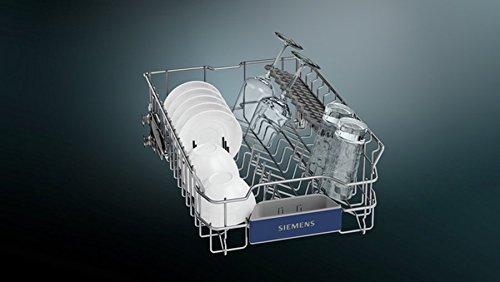 Siemens iQ300 SR536S01ME lavavajilla Semi-incorporado 10 cubiertos ...