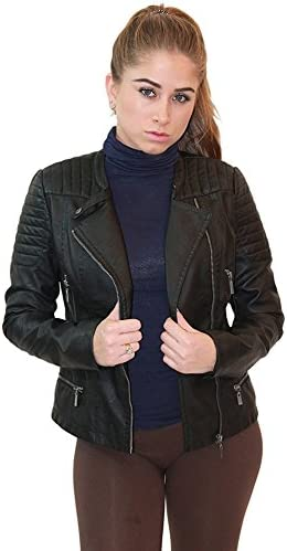 Olivia Miller Womens Leather Pockets product image
