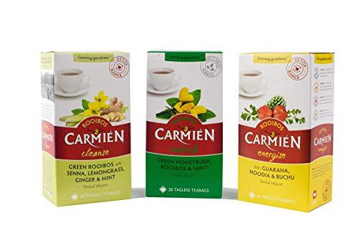 Carmien Organic RedBush Tea Blends
