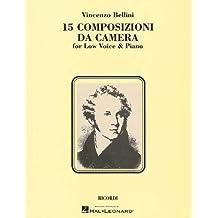 15 Composizioni da Camera: Low Voice